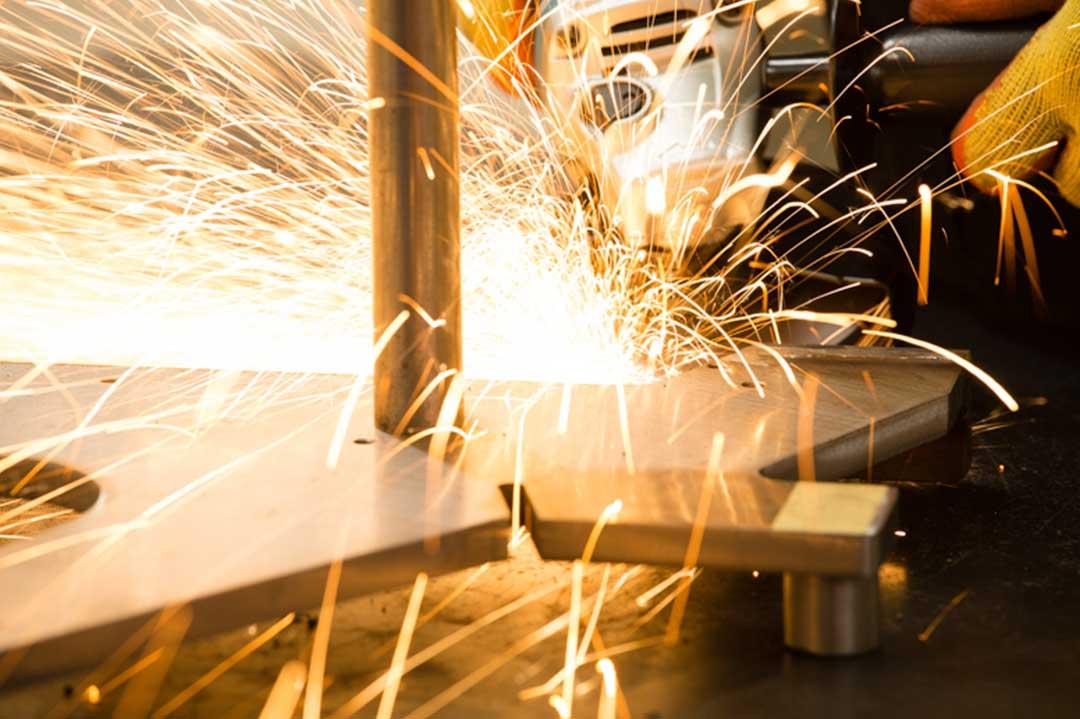 manufacturing a bespoke hot foil machine